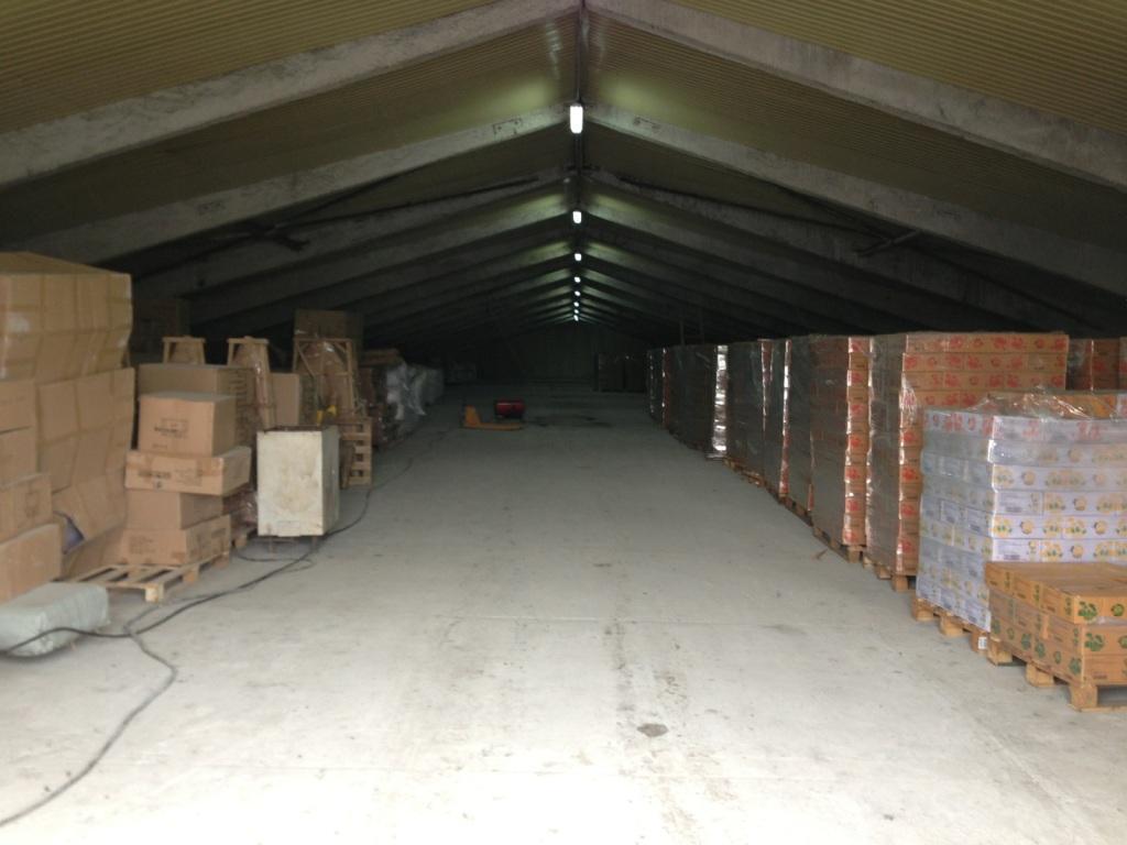 Сдается складское помещение