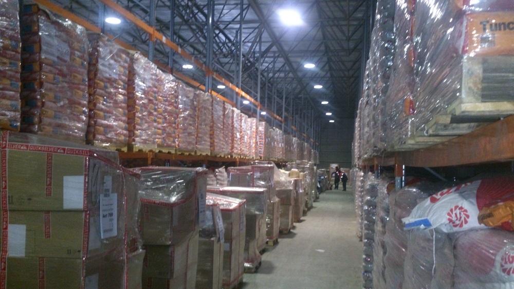 Услуги склада ответственного хранения