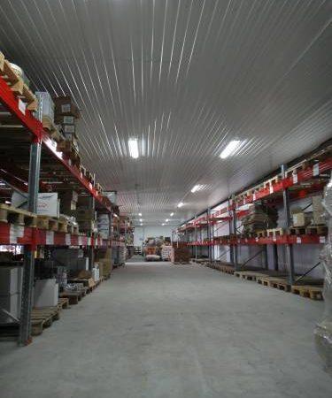 Сдается складское помещение, 448 кв.м., пос. Афипский | Фото 1