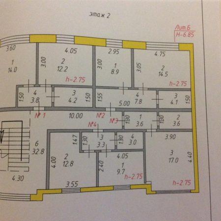 Продается офисное помещение, 320 кв.м., г. Тимашевск, ул. 50 лет Октября   Фото 1
