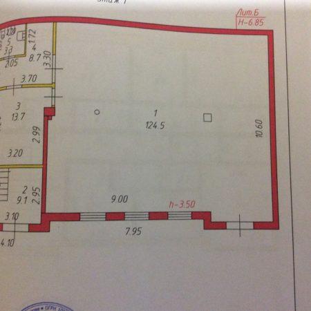 Продается офисное помещение, 320 кв.м., г. Тимашевск, ул. 50 лет Октября   Фото 2