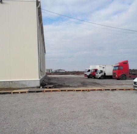 Сдается складское помещение, 450 кв.м., пос. Индустриальный, ул. Восточная | Фото 2