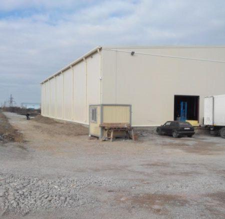 Сдается складское помещение, 450 кв.м., пос. Индустриальный, ул. Восточная | Фото 3