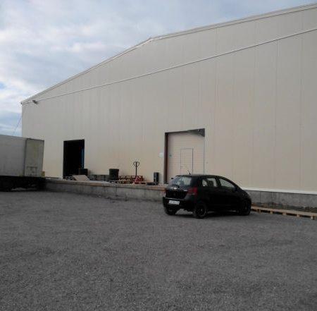 Сдается складское помещение, 450 кв.м., пос. Индустриальный, ул. Восточная | Фото 4