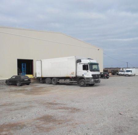 Сдается складское помещение, 450 кв.м., пос. Индустриальный, ул. Восточная | Фото 5