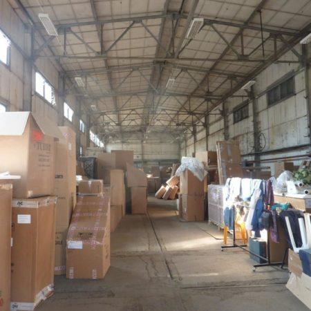 Сдается складское помещение, 5000 кв.м., Новороссийская   Фото 1