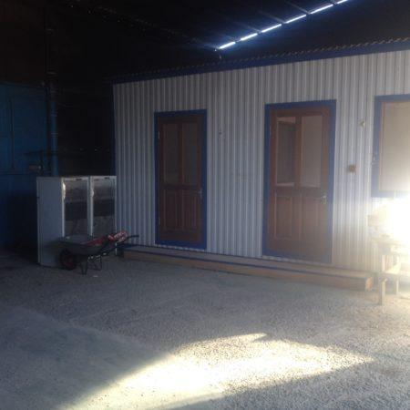 Сдается складское помещение, 320 кв.м., ст. Новотитаровская, ул. Крайняя | Фото 2