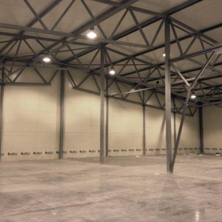 Сдается складское помещение, 1000 кв.м., поселок Вишняки, ул. Дорожная   Фото 1