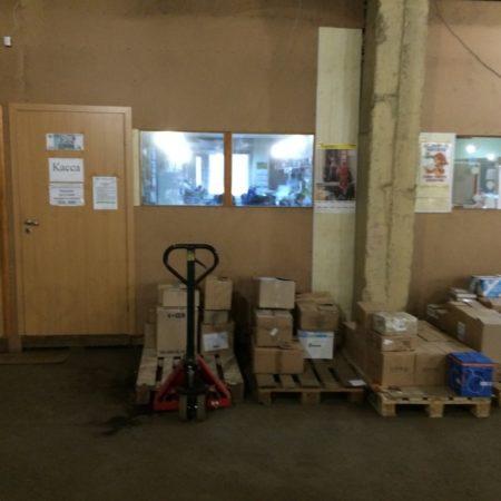Сдается складское помещение, 2456 кв.м., п. Яблоновский, ул Промышленная   Фото 3