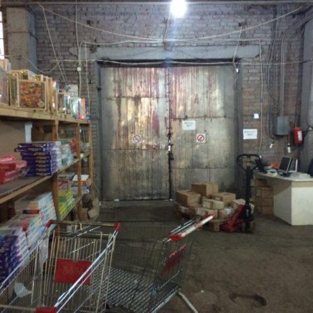 Сдается складское помещение, 2456 кв.м., п. Яблоновский, ул Промышленная   Фото 4