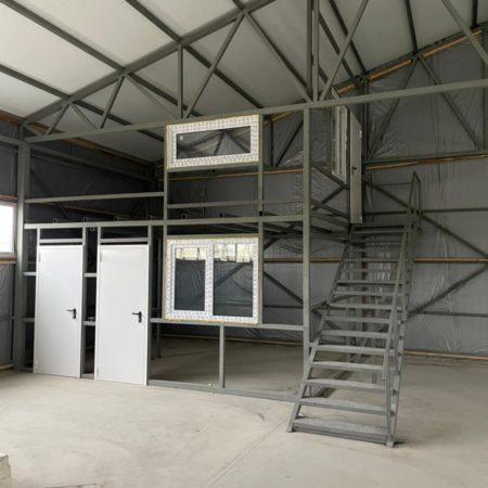 Сдается складское помещение 300-800 кв.м., Индустриальный, Дорожный переулок | Фото 3